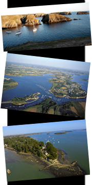 3 photos du morbihan